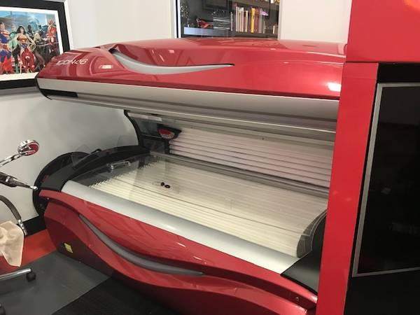 Level Four 4 Tanning Solution Beds For Sale New York New